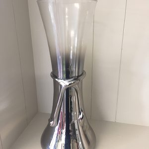 Platinum tie vase - Theflowerden