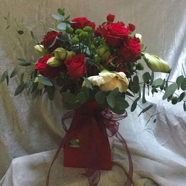 Luxury Christmas bouquet €55