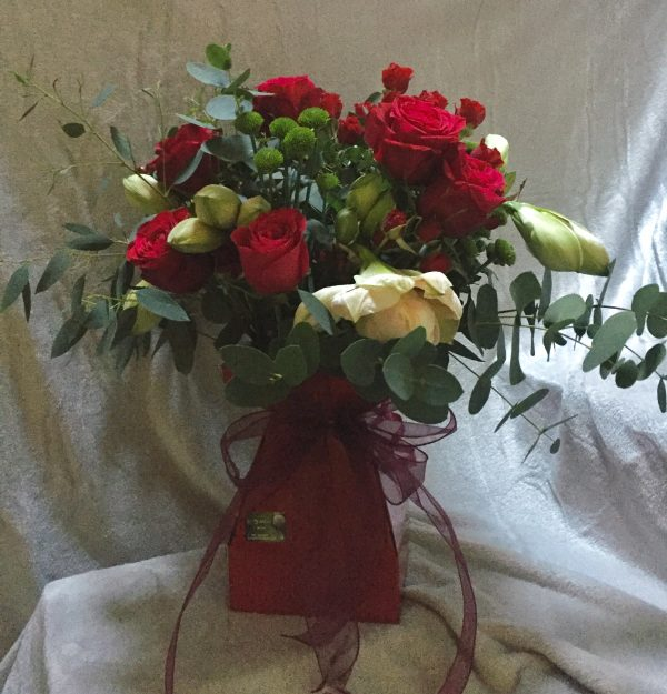Luxury Christmas bouquet €55
